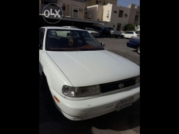 Nissan Sunny 1993 for sale white