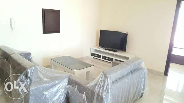 Seef/ 2 BHK Brand new fully furnished with balcony & sea view