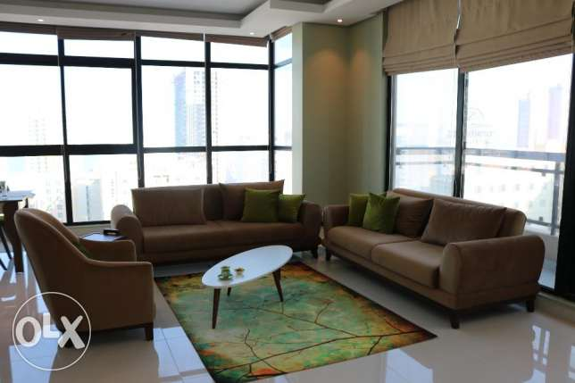 Luxurious Fully Furnished Apartments for Sale & Rent in Juffair جفير -  4