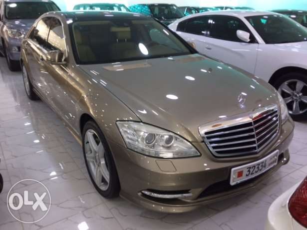 مرسيدس كالجديدة mercedes s350 perfect condition