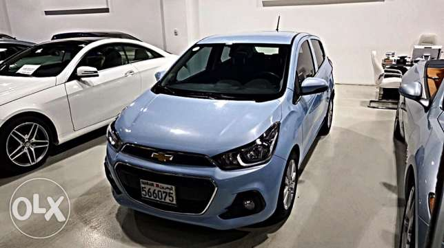 Chevrolet Spark 2016 only 11000 km warranty to 2021