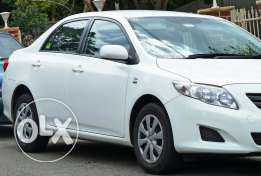 Toyota corolla in mint condition for sale