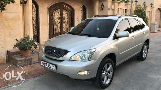 2005 lexus Rx330 single owner accident free