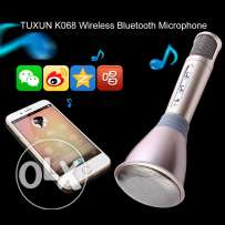 High quality Karaoke Microphone with loud speaker