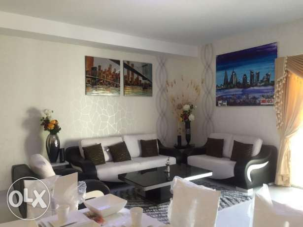 Breathtaking 2 bedroom fully furnished Apartment for rent in Juffair.