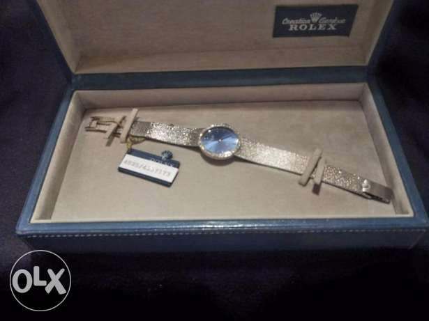 Rolex Collector's edition watch