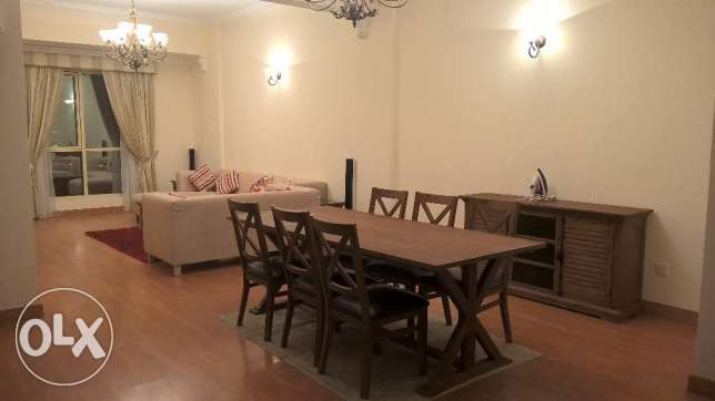 2 bedroom fully furnished flat for rent