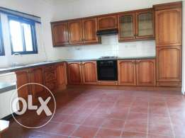 4 bedroom semi furnished 2 story villa for rent