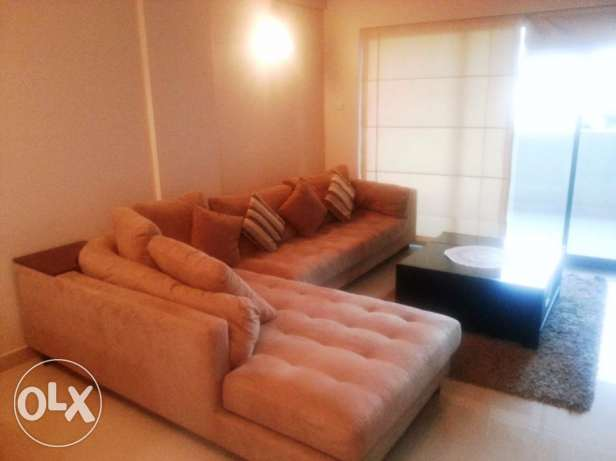 Luxurious 1 Bedroom apartment with modern furniture in (TALA ISLAND)