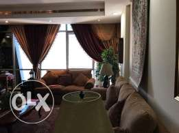 3Bedrooms 2 Bathrooms flat for sale in Juffair Sea view