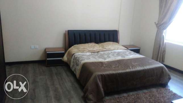 Fully furnished 2BR flat for rent ماحوس -  2