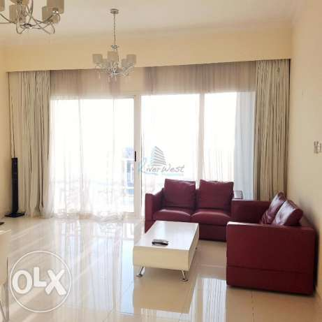 Gorgeous sea view flat/complete facilities