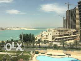 Luxurious 2 Bedrooms apartment Semi furnished with huge balcony