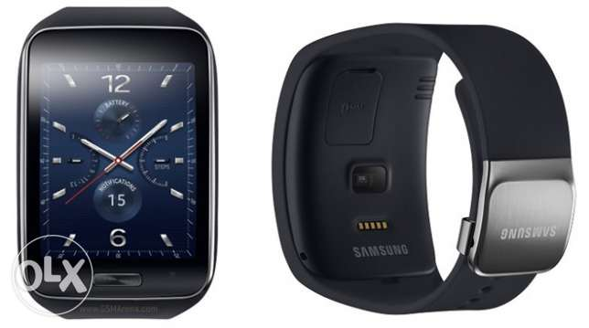 Samsung Galaxy Gear S (R750) Smart Watch
