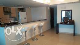 Luxury 2 Bedrooms fully furnished apartment in Amwaj Tala
