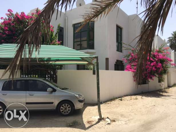 FOR RENT Commercial 2BR private villa at Kuwait avenue