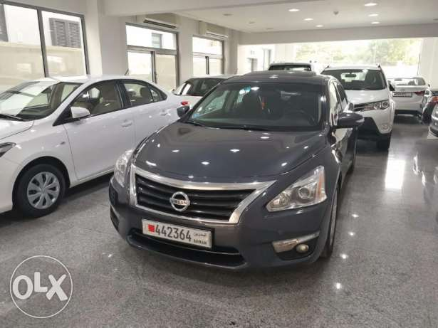 Nissan Altima3.5V6SL Model2013Km100000