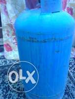 Gas cylinder with full gas