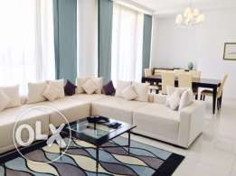 Two Bedrooms apartment in Sanabis.