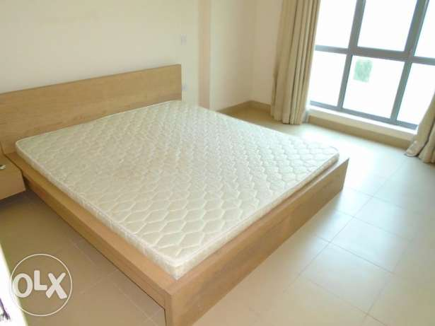 Adliya- 2 bedroom flat f-furnished