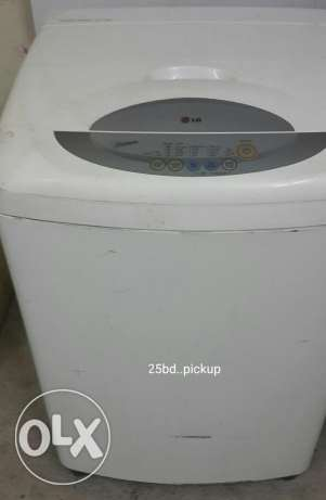 LG automatic washing machine for sale