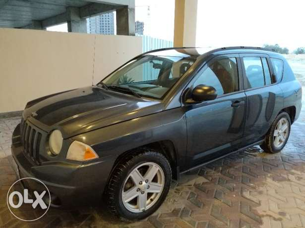Buy a car before the coming of VAT Jeep Compass 2007 model for sale