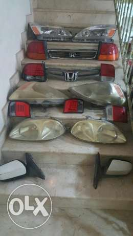 Honda civic 1998 and accord 2004