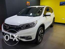 Brand New Honda CR-V EX 2016 2.4