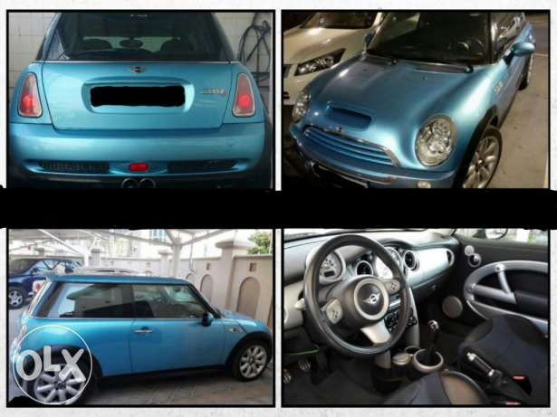 Mini cooper s John cooper s r53 2005 very good condition low