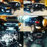 TOyota fj crusier 2010 model for sale