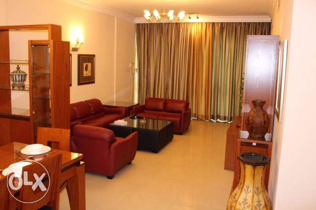 2 bedroom flat in Juffair f/furnished