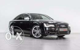 Audi Approved S8 V8 TFSI low kms