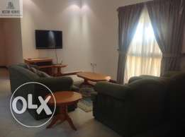 Modern style, fully furnished 2 BHK flat in Zinj at BD 475/month