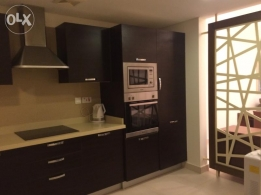 Elgnt 2 bedroom fully furnished apartment130m