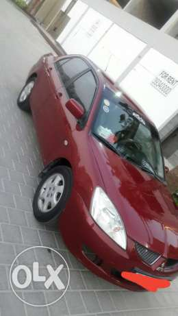 Mitsubishi Lancer 2004 verry good condition passing oct2017