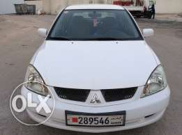 For Sale 2007 Mitsubishi Lancer GLX Bahrain Agency