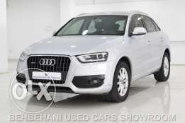 Audi Q3 2.0T quattro for sale In bahrain