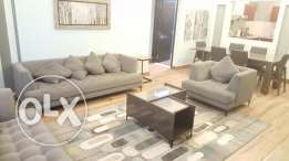 Buhair/ elegant 3 BHK flat with facilities / Semi Furnished