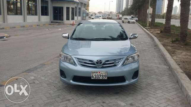 Toyota Corolla XLI Full Automatic Very Good Condition 2012 Model