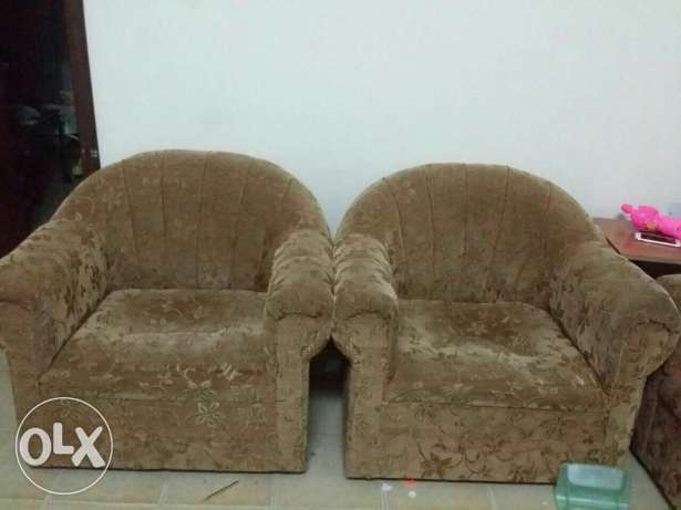 Sofa set Urgent sale