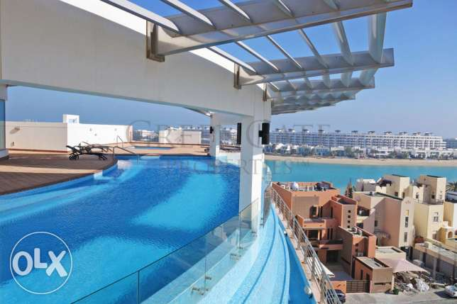1br Apartment with Rooftop Infinity Pool