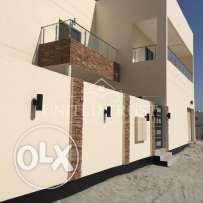 New villa for sale in Sanad ( Al Nasfa )
