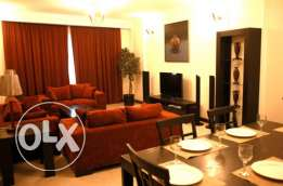 2 Bedrooms Fully Furnished Apartment in Busaiteen