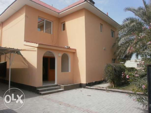 Nice Semi Furnished Villa for rent at Sanad
