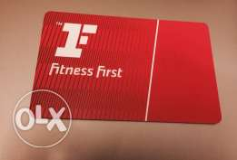 Fitness First All Access Annual Membership for URGENT SALE!