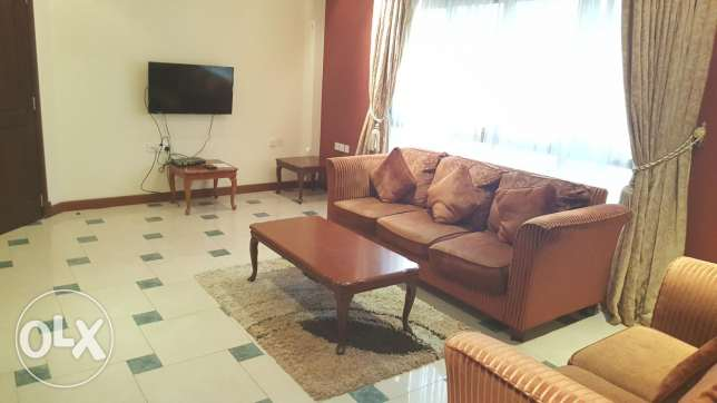 rent in Burhama 2 BHK /pool & gym and balcony