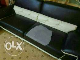 Sofa set for 7 seater 4+3+1