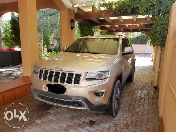 Grand Cherokee Jeep in very good condition for sale