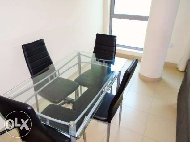Beautiful 2 bedroom flat f-furnished in Adliya for rent
