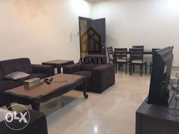 Apartment for rent in sar fully furnished near mall and school